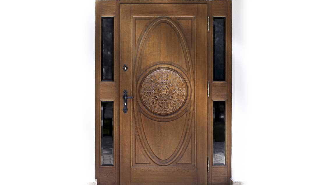 Drewniane Drzwi Zewnetrzne Na Wymiar Producent Wit Stwosz