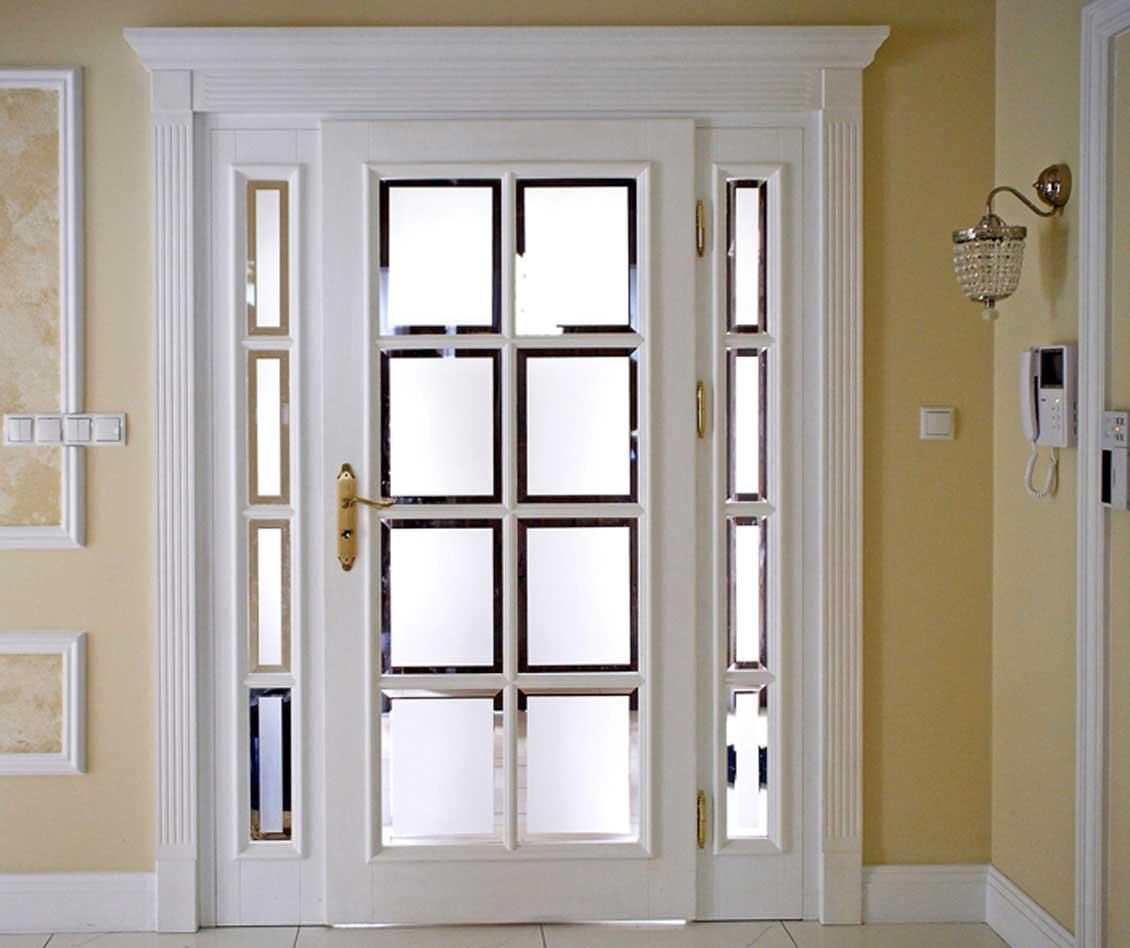 Drzwi wejściowe stylowe