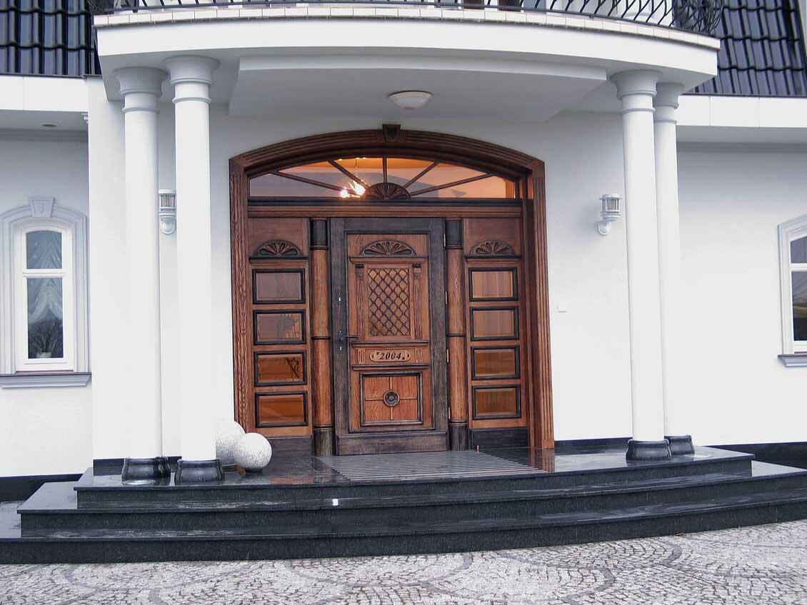 Ekskluzywne drzwi wejściowe
