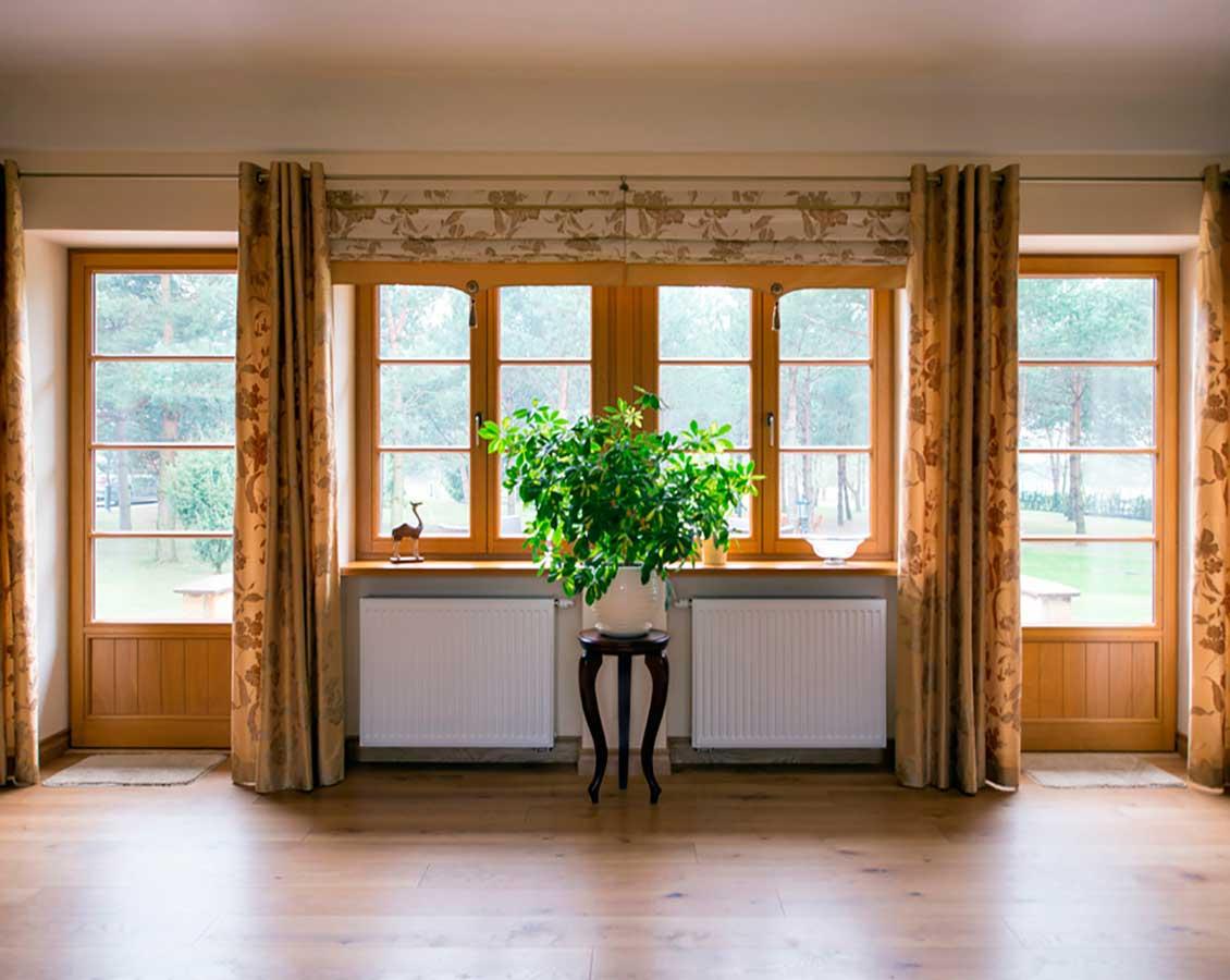 Drewniane okna na wymiar