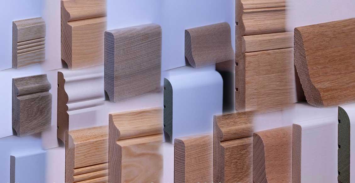 Listwy przypodłogowe drewniane