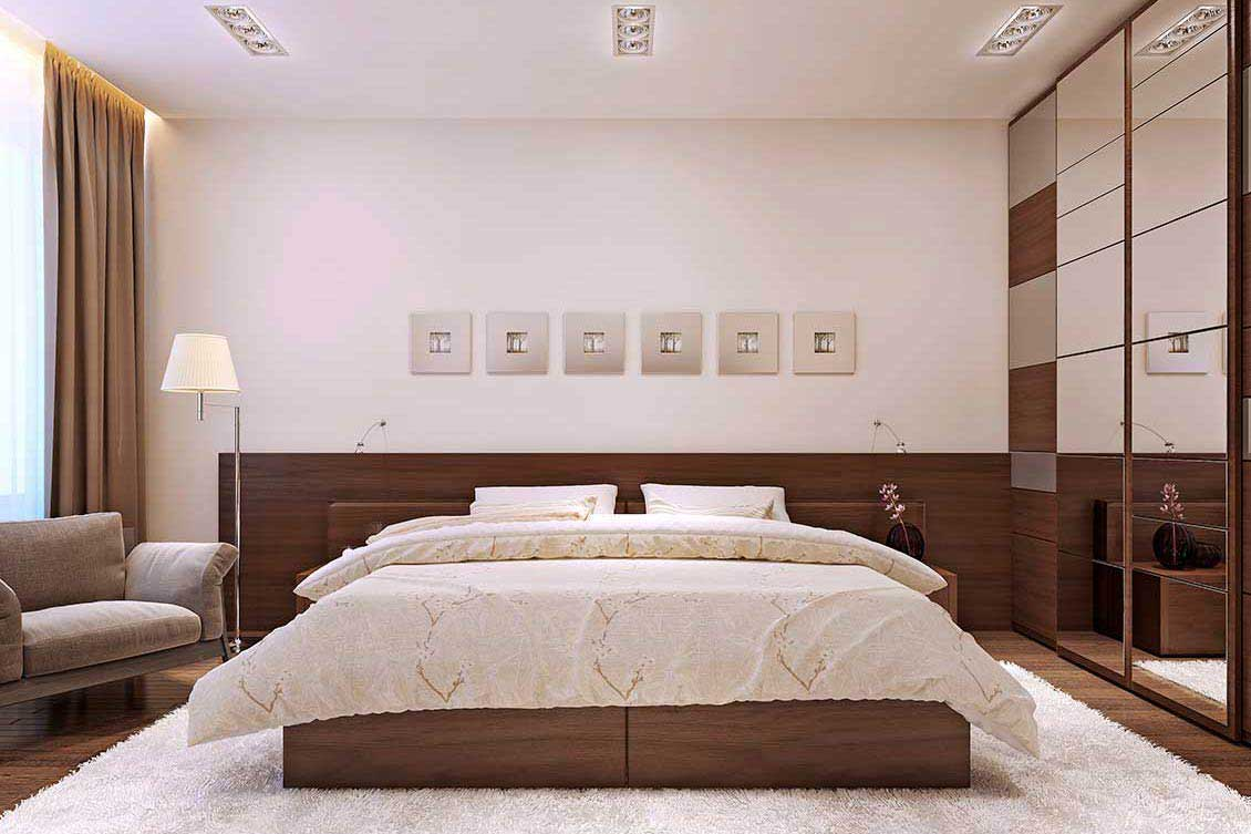 Łóżka drewniane